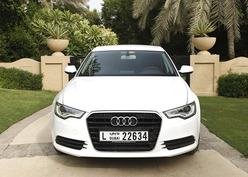 Audi A8 20T