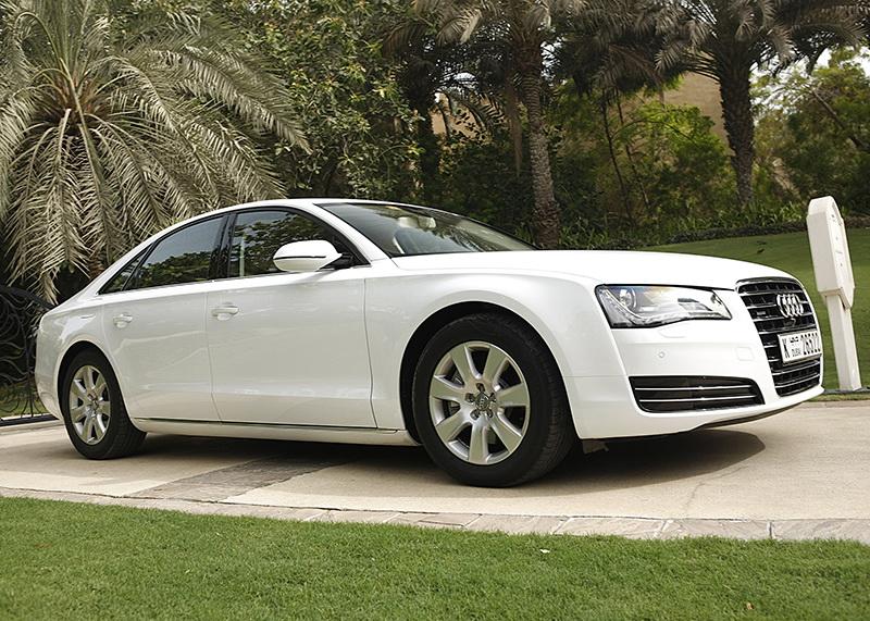 Audi A8 30T