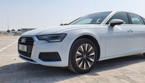 Why Audi A6 is an ideal choice when you're in Dubai?